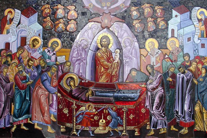 Открытка, картинки праздники церковные