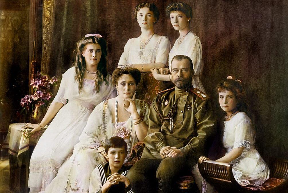 найдете картинки фото царских семей особенности
