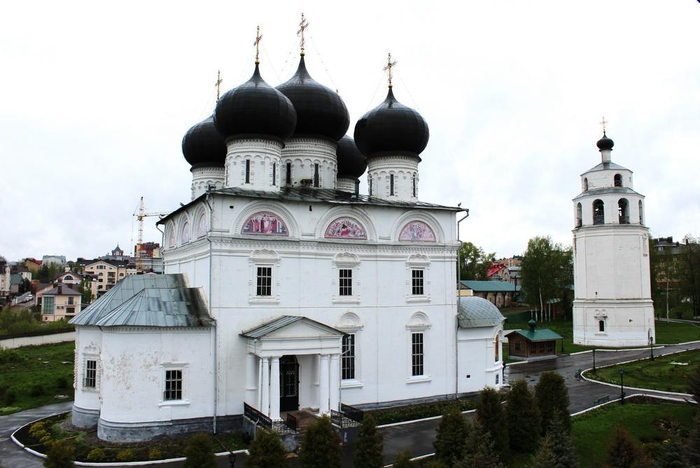 трифонов монастырь картинка россии начале